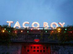 Taco Boy in Charleston, SC