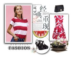 """""""DLRBOUTIQUE.COM"""" by gabriela-spahic22 ❤ liked on Polyvore featuring Jimmy Choo, Yves Saint Laurent and dlr"""
