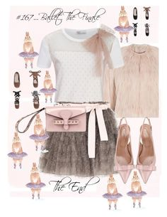 """""""#167...The Ballet Finale...The End"""" by onesweetthing on Polyvore featuring RED Valentino"""