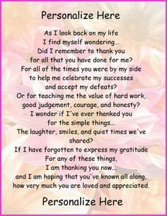 25 Best Mother's Day Letters and Scrolls images | Your message