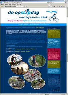 opstepdag  - landelijk sport project