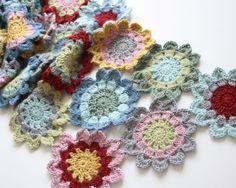 Cherry Heart Crochet | Cherry Heart: Crochet