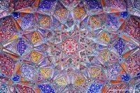Завораживающие потолки мечетей, подчеркивающие чудеса исламской архитектуры