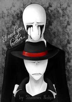 Slender and Offender