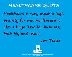 #Healthcare quote of the week https://qliqsoft.com/