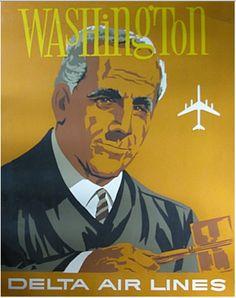 Washington, DC - Delta Air Lines