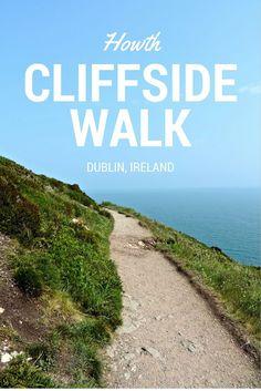 Howth Cliffside Walk | Dublin, Ireland