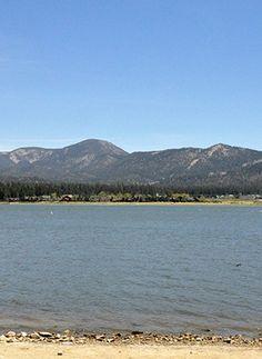 Travel Inspiration | Big Bear Lake, California.