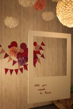 Bildermachidee für Party/Hochzeit