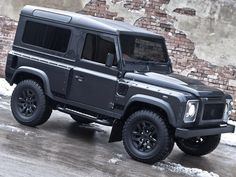 #LandRover Defender Chelsea Wide Track by @afzalkahn