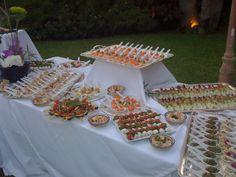 Selección Canapés de originales texturas y composiciones para tu evento en Marbella. Club La Cabane & Los Monteros Hotel & Spa www.monteros.com