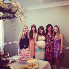 Britt Nicole's baby shower!