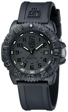 Luminox - Navy Seal 3051 Blackout