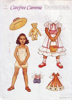 Theresa Borelli Paper Dolls - DollsDoOldDays - Picasa-Webalben