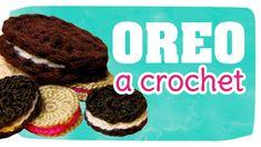 OREO a Crochet! - Tejido Kawaii #01  #crochet #tejido #oreo #kawaii