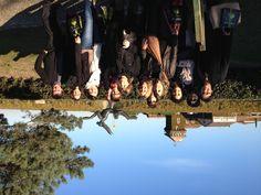 La promo 5 Aquitaine de la formation Animateur numérique de territoire a fini son cursus de formation (octobre 2012). Nom de code : Gogole