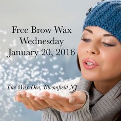 Our $45 female wax memberships are a hit! Sign up this Wednesday (1/20/16) and receive a FREE brow wax. #bloomfieldnj #bestof2015 #brows #browsonfleek #thewaxden #love #3dbrows
