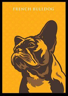 french bulldog draw - Buscar con Google