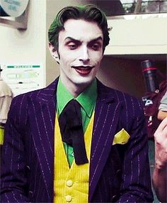 • mine the joker cosplay joker anthony misiano Harley's Joker disneybarbie •
