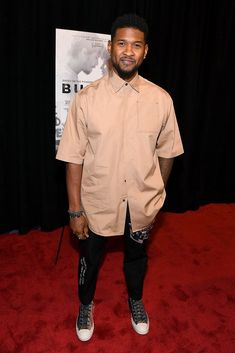 HAPPY 43rd BIRTHDAY to USHER!! 10/14/21 Born Usher Raymond IV, American singer, songwriter, businessman, and dancer. He was born in Dallas, Texas, but raised in Chattanooga, Tennessee, until moving to Atlanta, Georgia. At the age of 12, his mother put him in local singing competitions before catching the attention of a music A&R from LaFace Records. He released his self-titled debut album Usher (1994), and rose to fame in the late 1990s with the release of his second album My Way (1997).