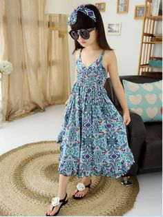 Kids Dresses For Girls Fashion Girls Dresses Summer Floral Girl Dress Princess Novelty Kids Clothes Girls ClothesBuy Autumn Fashion Casual Outerwear Jacket For Boy Children Jacket Coat Kid Clothes at online storeEuropean style floral summer cool wide Kids Outfits Girls, Little Girl Dresses, Girl Outfits, Girls Dresses, Short Beach Dresses, Summer Dresses, Girl Dress Patterns, Jumpsuits For Girls, Boho Dress