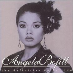 Angela Bofill: Afro-Latina Angela Bofill was born to a white Cuban father and a black Afro-Latino Puerto Rican mother.