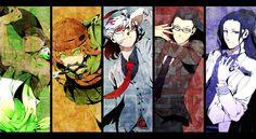 《零崎一賊》 [1] Light Novel, Joker, Fans, Anime, Illustration, Painting, Fictional Characters, Painting Art, The Joker