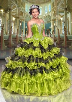 Disney Royal Ball Quinceanera Dress Anna Style 41099