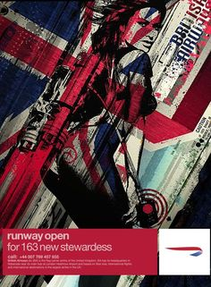 British Airways ad