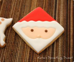 {Katie's Something Sweet} Santa