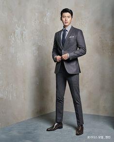 Hot Korean Guys, Korean Couple, Korean Men, Asian Men, Hyun Bin, Korean Celebrities, Korean Actors, Hyde Jekyll Me, Korean Star