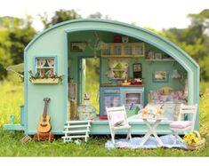 Mestiere di casa delle bambole in miniatura Handcraft di UniTime