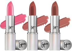 IT Cosmetics Blurred Lines Smooth Fill Lipstick Trio Auto-Delivery #fashion #style #beauty #makeup #summermakeup #summerfashiontrends #summermakeuptrends #makeupjunkies #beautyjunkies #lipstick #summerlipstick #nudelipstick #brownlipstick #pinklipstick #itcosmetics #itcosmeticslipstick #highendmakeup