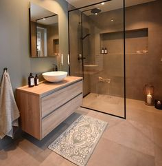 44 magnificient scandinavian bathroom design ideas that looks cool – Bathroom Inspiration Scandinavian Bathroom Design Ideas, Modern Bathroom Design, Bathroom Interior Design, Bath Design, Key Design, Toilet And Bathroom Design, Modern Bathrooms, Design Case, Modern Toilet Design