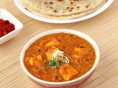Paneer Lababdar - Soft Cottage Cheese in Tomato Gravy