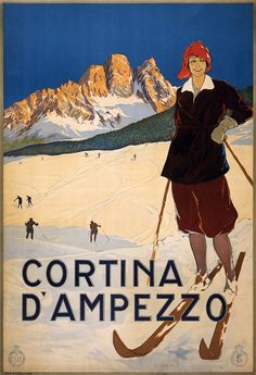 The first winter Olympics was in Italy!