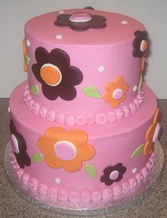 Daisy Birthday Cake | Flickr - Photo Sharing!