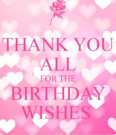 Thank You Messages For Birthday, Birthday Message To Myself, Birthday Greetings For Facebook, Birthday Quotes For Me, Happy Birthday Wishes Quotes, Birthday Wishes And Images, Birthday Wishes For Myself, Happy Birthday Pictures, Birthday Thanks Message