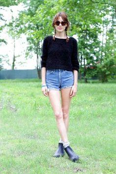 La Guía De Alexa Chung Para Usar Shorts En Verano – Cut & Paste – Blog de Moda