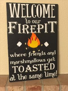 Welcome to Our Firepit  Perfect to decorate your backyard handmade  from reclaimed wood https://www.facebook.com/farmhouseclutter/posts/387480101627673