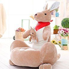 If you're looking for a unique affordable gift or need to add a some funk to your child's room, you'll want to check out these fabulous toy bean bag chairs!