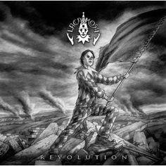Lacrimosa [Revolution]. 2012.  Artwork : ANGST-IM-WALD