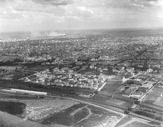 Imagénes aéreas de Buenos Aires de la década del 20