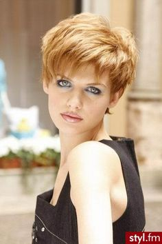 short hair- do not want this...