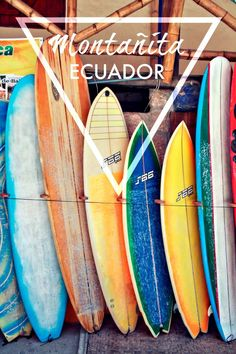 A must-see destination while backpacking South America, the beautiful beach town of Montañita, Ecuador | Alex in Wanderland #travel #surfing #beaches