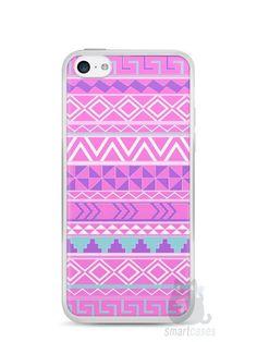Capa Iphone 5C Étnica #6 - SmartCases - Acessórios para celulares e tablets :)