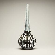 Roger Capron - Vase in glazed ceramic  http://www.galerieriviera.com