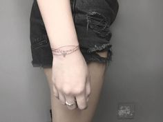 bracelet tattoo on wrist                                                       …