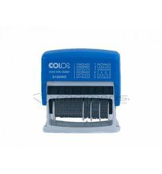 Carimbo Colop Mini Info Dater S120 WD