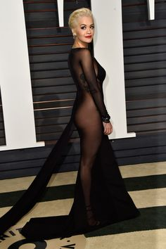 WTF Rita Ora | And Here's What Everyone Wore To The Oscars After Parties